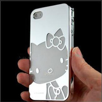 Hello Kitty Chrome Case For Apple .. on Luulla