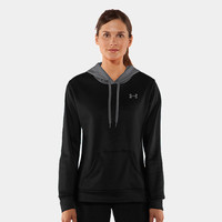 Women's Armour® Fleece Divide Hoody | 1235804 | Under Armour US