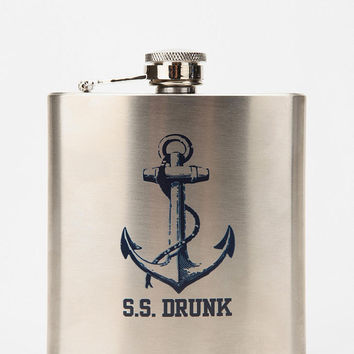 S.S. Drunk Flask