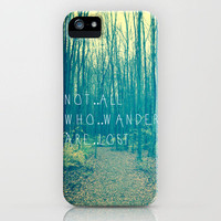 Wander in the Woods iPhone Case by Olivia Joy StClaire | Society6