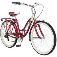 Walmart.com: Schwinn Point Beach 26&quot; Ladies&#x27; Cruiser Bike: Bikes &amp; Riding Toys