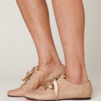 Betsey Johnson Ballet Brogue at Free People Clothing Boutique