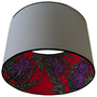 Timorous Beasties Lampshades - Grand Thistle
