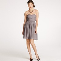 Arabelle dress in silk chiffon - J.Crew