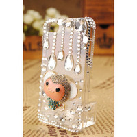iPhone4 Transparent Shell Cover Birthday Gift - gulleitrustmart.com