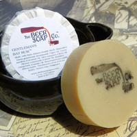 Beer Soap Gifts For Men  Gentlemans Bay Rum by thebeersoapcompany