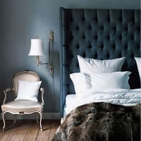 Paint Finish Inspiration: A Gallery of Moody Matte Walls