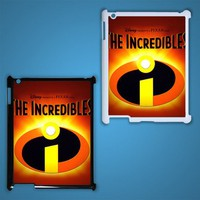 The Incredibles Logo Custom iPad 3 Case Cover