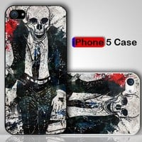 Remorse Is for the Dead Custom iPhone 5 Case Cover