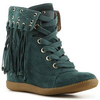 Madison Harding Ronald Wedge Sneaker