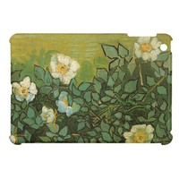 Van Gogh Wild Roses iPad Mini Case from Zazzle.com
