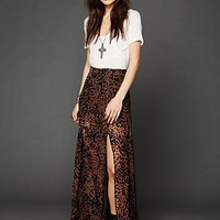 Free People One and Only Maxi Skirt