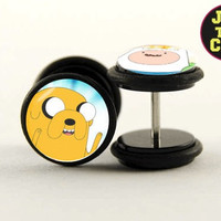 Adventure Time Fake Plugs by Plug-Club