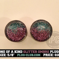 Baby Ombre Plugs by Plug-Club