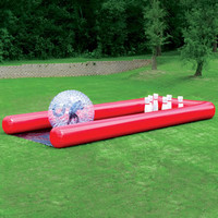 The Human Bowling Ball - Hammacher Schlemmer- FOLLOW MEE!