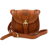Brown Cross Body Bag - Furor Moda