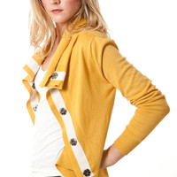 Make it Snappy Cardigan [IW5037] - $46.99 : Spotted Moth, Chic and sweet clothing and accessories for women
