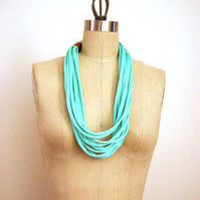 Nicolux ? original necklace- aqua