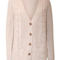 Boyfriend Cardigan - by Pilot