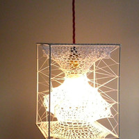 $153.85 Seed Lampshade by abigaildace on Etsy