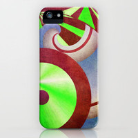 Spin Me Around iPhone Case by Joel Olives | Society6