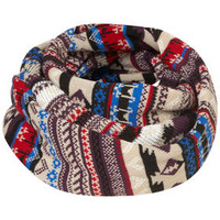 Aztec Fairisle Snood - Scarves