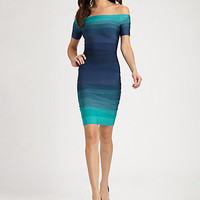 Ombre Bandage Dress- follow me and enjoy<3