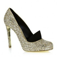 Stella McCartney Bon Bon Glitter Shoe