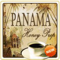Panama Honey-Prep Coffee