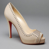 Christian Louboutin Discuta 120 Pumps $236,distinguished shoes brand on-line shop, such as christianlouboutin,Alexander McQueen,louboutins.