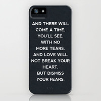 Mumford & Sons / After The Storm iPhone Case by Zyanya Lorenzo | Society6
