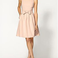 Pim + Larkin Ponte Bow Dress | Piperlime