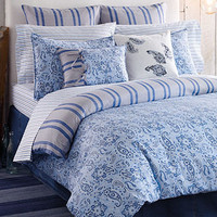 Tommy Hilfiger Bedding, Tucker Island Comforter and Duvet Cover Sets - Apartment Bedding - Bed & Bath - Macy's