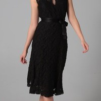 Nanette Lepore Wine &amp;#039;n Dine Dress