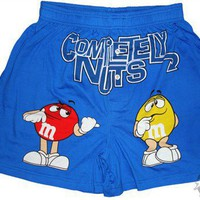M and M Nuts Boxers