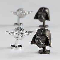 Star Wars cuff links from RedEnvelope.com