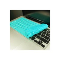 "Amazon.com: TopCase® Solid TEAL Keyboard Silicone Cover Skin for Macbook 13"" Unibody / Macbook Pro 13"" 15"" 17"" with or without Retina Display + TOPCASE® Logo Mouse Pad: Computers & Accessories"
