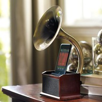 Gramophone Music Station
