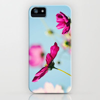 Summer flowers iPhone Case by Shilpa | Society6