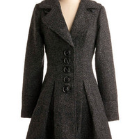 Prim the Know Coat | Mod Retro Vintage Coats | ModCloth.com