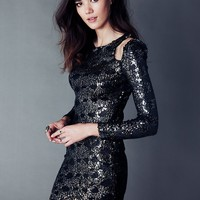 Free People Royal Shineness Dress