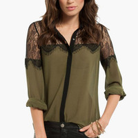 Queen Vic Button Up Shirt $39
