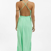 X Back Maxi Dress $47