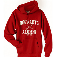 Hogwarts Alumni est 993 Harry Potter Hoodie S to 3XL Hanes P170