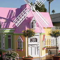 Sophies Magical Windmill Playhouse : Exclusive Furniture at PoshTots