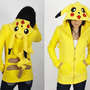 Pokemon polar fleece hoodie by ErosDIY on Etsy