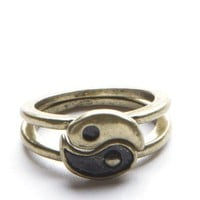 Yin Yang Rings
