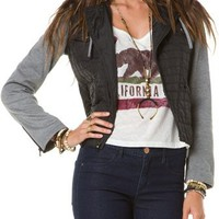 BILLABONG RIDE ON BIKER JACKET | Swell.com