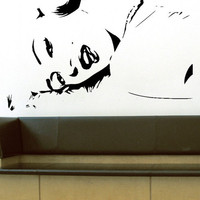 Marilyn Monroe - Vinyl Wall Sticker Art Decor Removable Decal Mural Modern Model