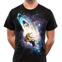 Imaginary Foundation Interstellar Mens T-shirt | fabnob